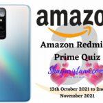 Amazon Redmi 10 Prime Quiz